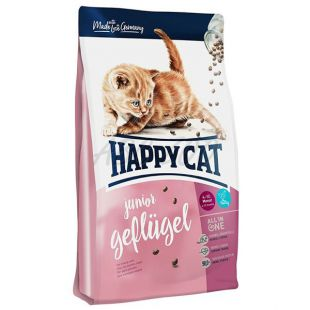 Happy Cat Supreme Junior Geflügel 10 kg