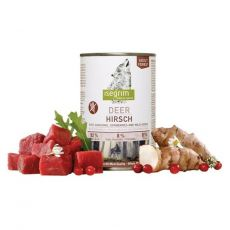 ISEGRIM Adult Forest: jelenje meso s pastinakom, brusnicami in zelišči 800 g