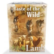 Mokra hrana Taste of the Wild Lamb 390 g