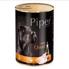 Konzerva Piper Adult prepelica 400 g
