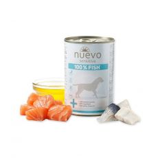 NUEVO Dog Sensitive FISH 375 g