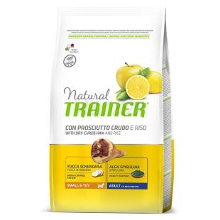 TRAINER Natural Small & Toy Adult dried ham 2 kg