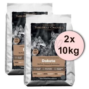 TimberWolf Originals Dakota 2 x 10 kg