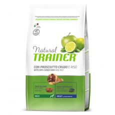 TRAINER Natural Maxi Adult sušena šunka 12 kg