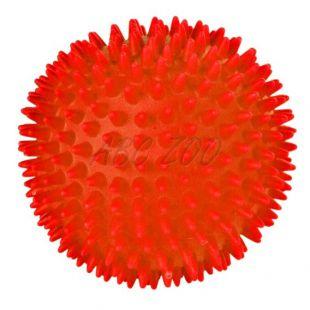 Igrača za psa - žoga z izrastki - 10 cm
