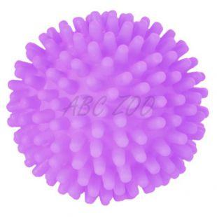 Igrača za psa - žoga z izrastki - 7 cm