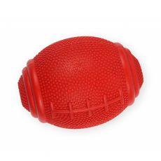 Rugby žoga za psa- 8 cm