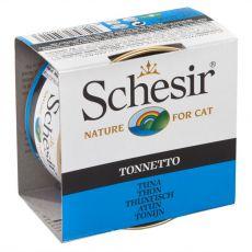 Schesir cat tuna v želatini 85 g