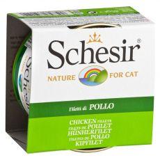 Schesir cat piščanec v želatini 85 g