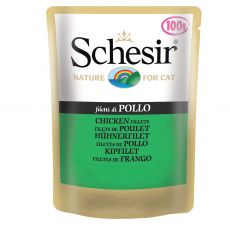 Schesir cat piščanec 100 g