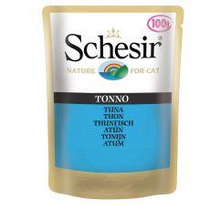 Schesir cat tuna 100 g