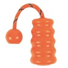 Igrača za pse - Fun Mot - oranžna - 9 cm