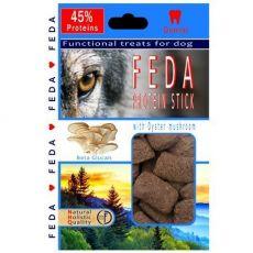FEDA priboljški z bukovim ostrigarjem 100 g