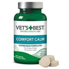 Žvečilne pomirjevalne tablete za pse Vet´s Best 60 kosov
