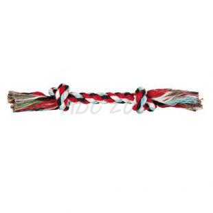 Igrača za pse - bombažna vrv z vozlom- 37 cm