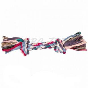 Igrača za pse - bombažna vrv z vozlom- 40 cm