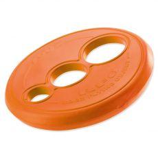 Igrača ROGZ R.F.O. oranžen frizbi 23 cm