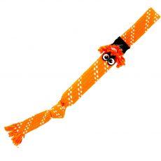 Igrača za vleko ROGZ Scrubz oranžna 54 cm