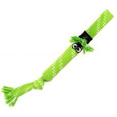 Igrača za vleko ROGZ Scrubz zelena 31,5 cm