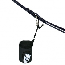 Nosilec vrečk za iztrebke iz najlona - 30 kosov