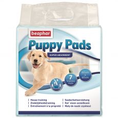 Higienske podloge Beaphar Puppy Pads 60 x 60 cm/7 kosov