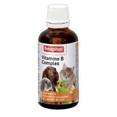 Kapljice Beaphar Vitamin B Complex 50ml