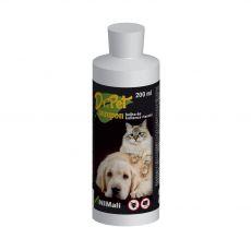 Antiparazitski šampon za pse in mačke Dr.Pet 200 ml