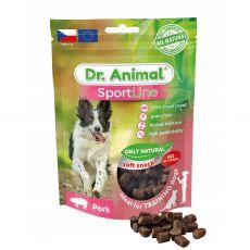 Dr.Animal SportLine svinjina 100 g