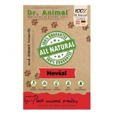 Dr.Animal 100% goveje rezine 80 g