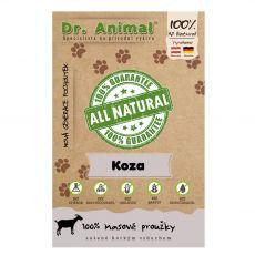 Dr.Animal 100% kozje rezine 80 g