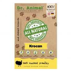 Dr.Animal 100% puranje rezine 80 g
