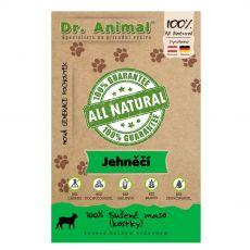 Dr.Animal kocke iz 100% jagnjetine 80 g