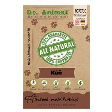 Dr.Animal kocke iz 100% konjskega mesa 80 g