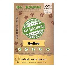 Dr.Animal kocke iz 100% perutninskega mesa 80 g