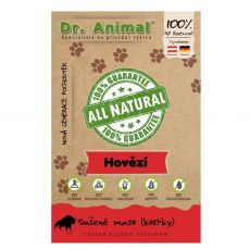 Dr.Animal kocke iz 100% govejega mesa 80 g