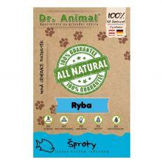 Dr.Animal 100% posušene papaline 50 g