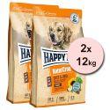 Happy Dog NaturCroq ENTE & REIS 2 x 12 kg