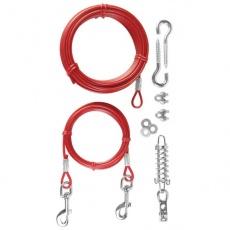 Vrv za pse do 45 kg - 15m