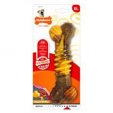 Nylabone Extreme Chew Texture Bone Steak & Cheese XL