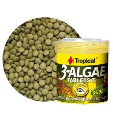 TROPICAL 3-Algae Tablets B 50 ml / 36 g