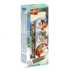 Palčke za glodavce VITAPOL SmakERs rodents summer 90 g/2 kosa