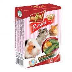 Palčke za glodavce VITAPOL Royal Menu sticks mix 60 g