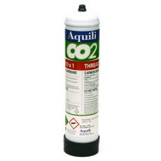 CO2 jeklenka 600 g - enkratno polnjenje
