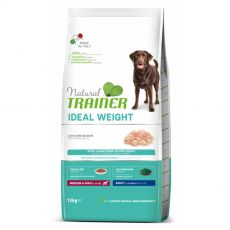 Trainer Natural Ideal Weight White Meats Adult Medium & Maxi 12 kg