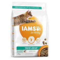 Iams Cat Sterilised 1,5 kg