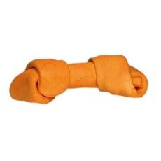 Pasja kost za žvečenje - oranžna, 60 g