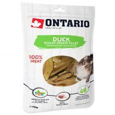 Ontario Cat fileji iz kuhanih račjih prsi 70 g