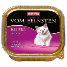 Animonda Vom Feinsten Kitten - jagnjetina 100 g