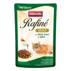 Animonda Refined Cat govedina, gos in jabolka 100 g