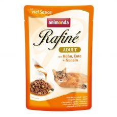 Animonda Rafiné Cat piščanec, raca in testenine 100 g